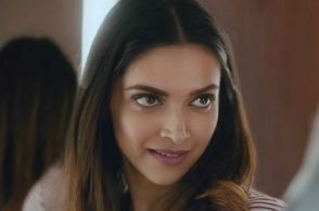Deepika Padukone in a still from Coca-Cola ad (Courtesy: Twitter/@KulzyNetwork)