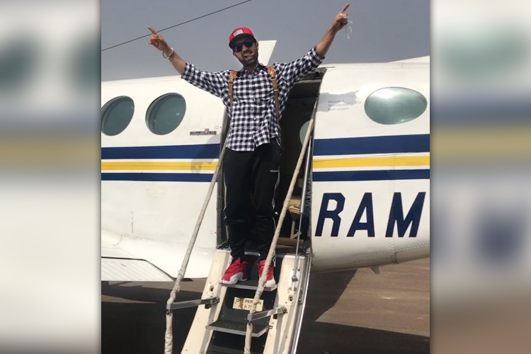 Have you seen Diljit Dosanjh's private jet pictures?