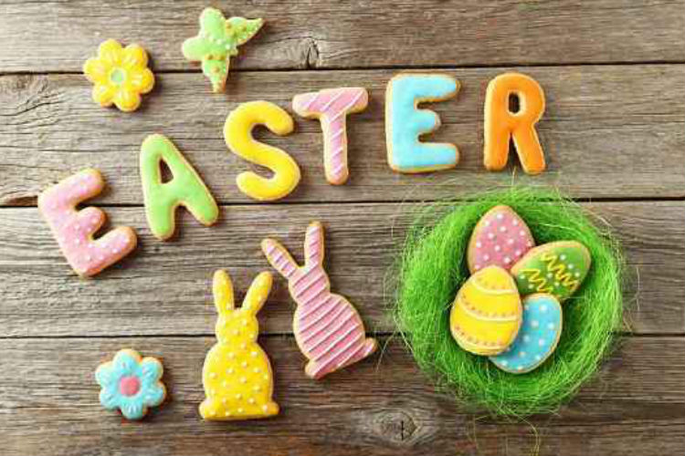 Happy Easter to our readers