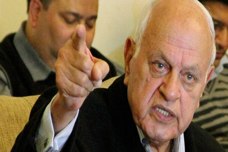 Govt is spreading hatred against Muslims, says Farooq Abdullah