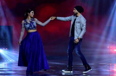 Geeta Basra and Harbhajan Singh (Courtesy: Varinder Chawla)