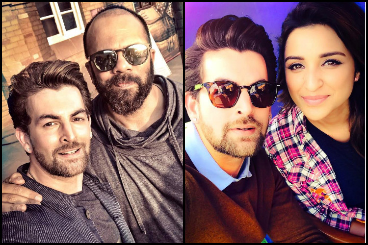 Photos: Neil Nitin Mukesh signs up for Rohit Shetty's Golmaal Again