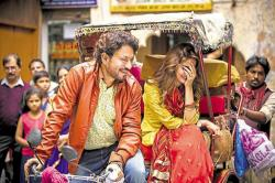 Hindi Medium movie review live updates: Irrfan Khan, Saba Qamar ensure a complete laugh riot