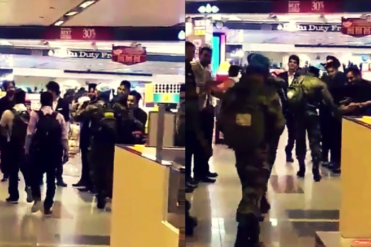 Watch: Indian Army welcomed by non-stop applause at IGI Airport. Think Modi's appealworked?