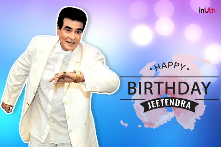 Happy Birthday Jeetendra: 5 songs which explain why he's called 'The Jumping Jack'