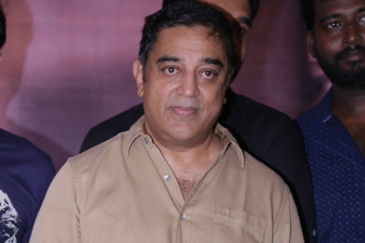 Through a cryptic tweet, Kamal Hassan locks horns with AIADMK again