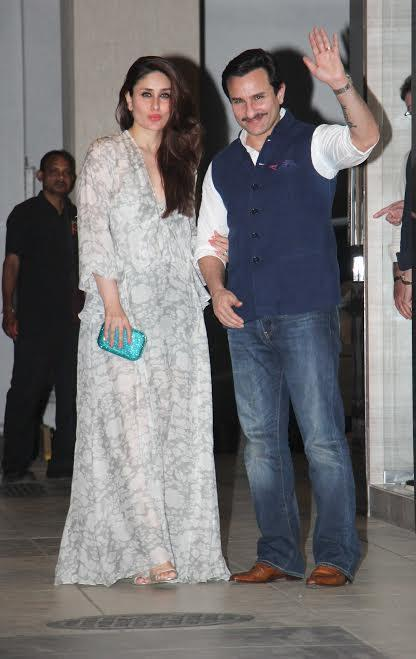 Kareena Kapoor Khan and Saif Ali Khan (Courtesy: Varinder Chawla)