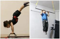 Watch: Spiderkid, that you? Internet loves this kid's insane weightlifts and wall climbing