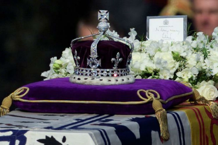 Can't pass order to reclaim Kohinoor from UK or stop its auction: Supreme Court