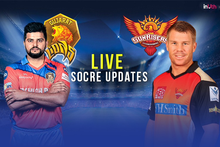 IPL 10 Sunrisers Hyderabad (SRH) vs Gujarat Lions (GL) Highlights: Warner ends match with a six!