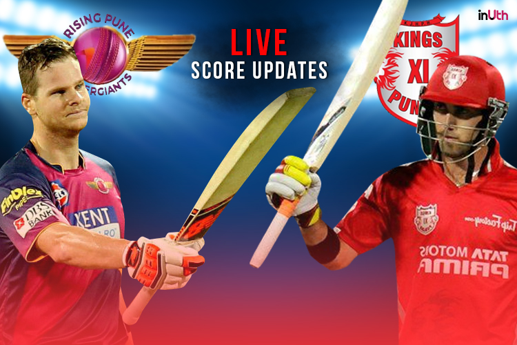 IPL 2017 Kings XI Punjab vs Rising Pune Supergiant Highlights: Maxwell-Miller help KXIP to victory by 6 wickets