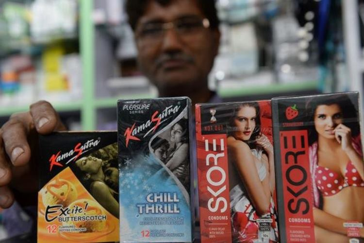 India launches its first free condom store