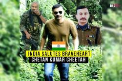 The perfect Indian soldier: why everyone should know who CRPF commandant Chetan Kumar Cheetah is