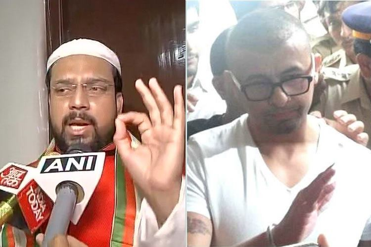 Sonu Nigam azaan row: 'Cleric' who announced bounty, is not an Imam