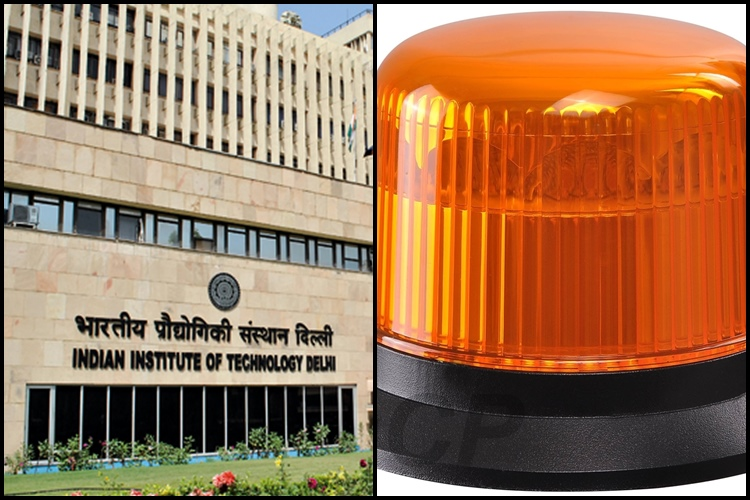 Taken off roads, beacons to now be used in IIT Delhi to keep a check on students