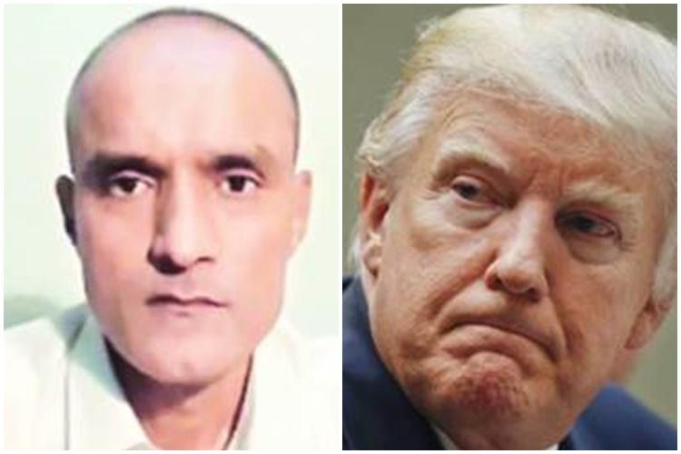 Indian-Americans seek Donald Trump's help to save KulbhushanJadhav