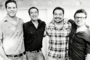 Founders of Phantom Films (Courtesy: Twitter/@pankajpppni25)