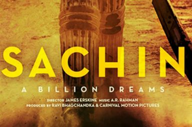 Sachin: A Billion Dreams Poster