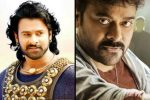 Prabhas and Chiranjeevi