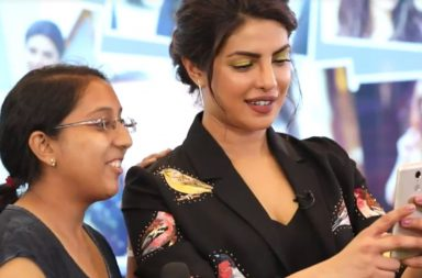 Priyanka Chopra with fan (Courtesy: Facebook/@PriyankaChopra)