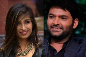 Priyanka Jagga and Kapil Sharma