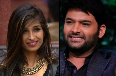 Priyanka Jagga and Kapil Sharma