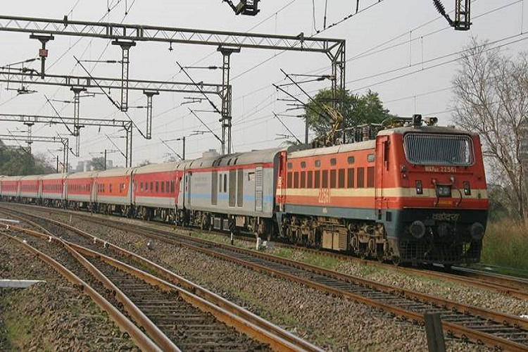 Theft in ND-Patna Rajdhani, 7 RPF personnel suspended