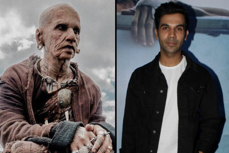 32-year-old Rajkummar Rao plays 324-year-old in Raabta. Check out his stunningtransformation