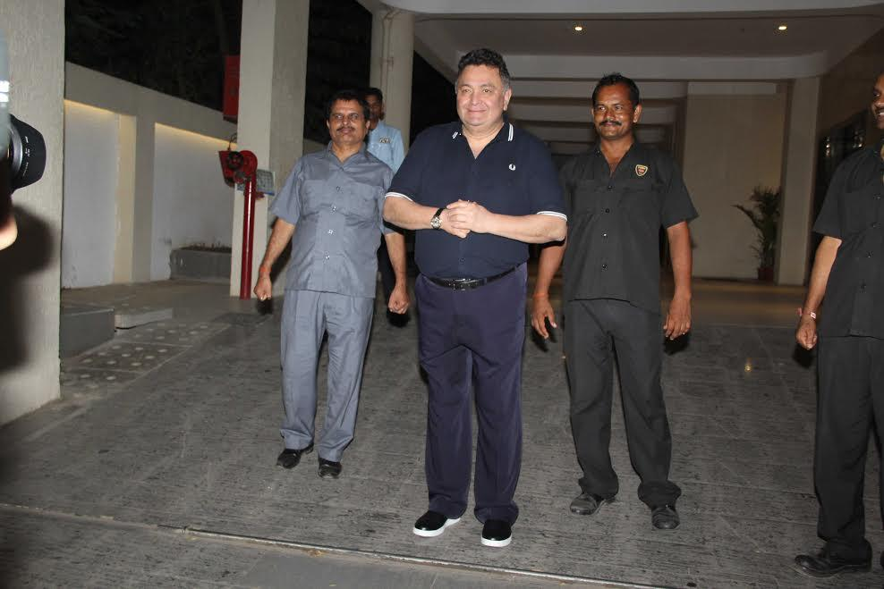 Rishi Kapoor (Courtesy: Varinder Chawla)