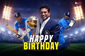 Sachin Tendulkar, Happy Birtdhay