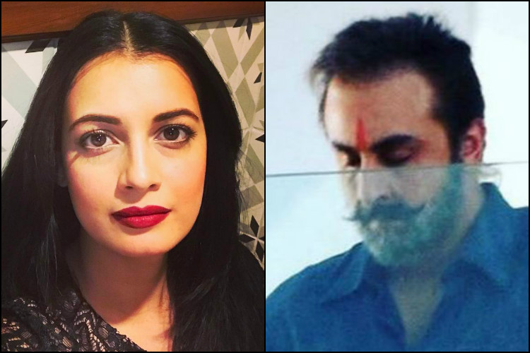 Dia Mirza not happy with Ranbir Kapoor's leaked pictures from Sanjay Dutt biopic and she has a valid point to make