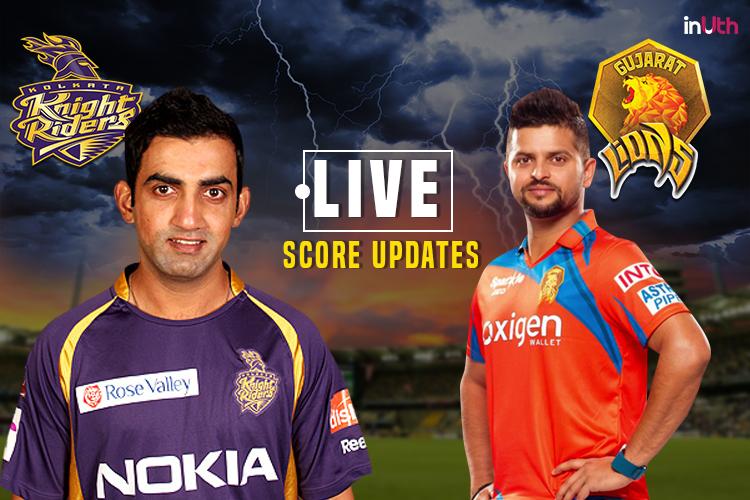 IPL 2017 KKR vs GL, Match 23, Highlights: Raina's 84 guides Gujarat to an easywin!