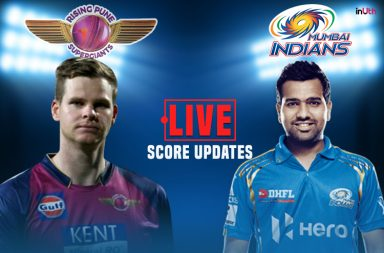 MI vs RPS, Rohit Sharma, Steven Smith