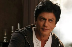 Shah Rukh Khan (Courtesy: Twitter/@Srkuniverse)