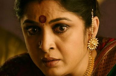 Sivagami in a still from Baahubali (Courtesy: YouTube/BaahubaliMovie)