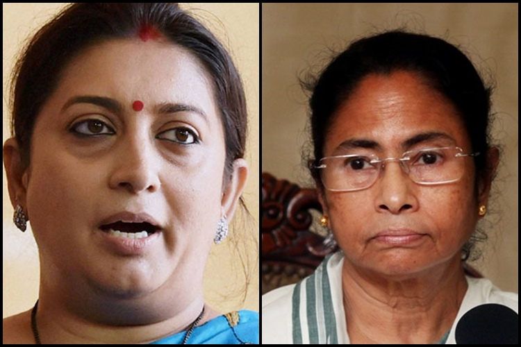 What does Mamata didi think about triple talaq? Smriti Irani questions West Bengal CM