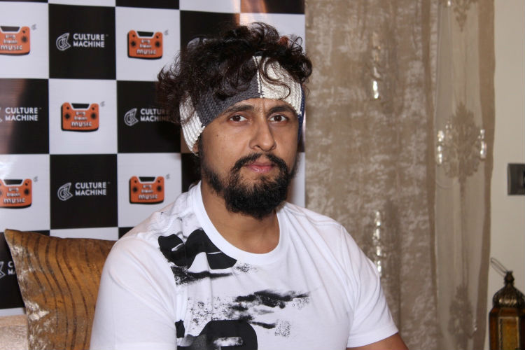 Sonu Nigam (Courtesy: IANS)