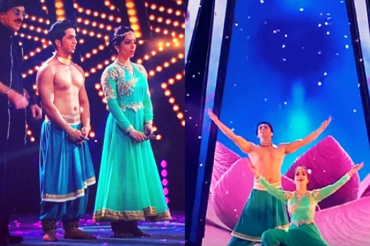 Watch: In the age of hip-hop, this Kathak-Bollywood fusion floored judges on 'Russia's Got Talent'