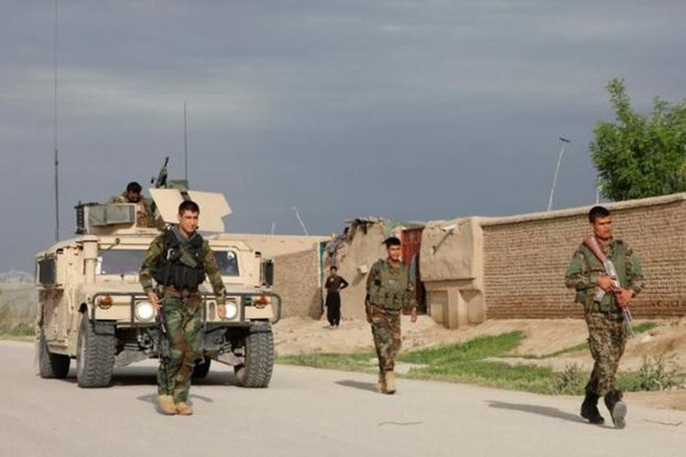 PM condemns terror attack on Afghan military base
