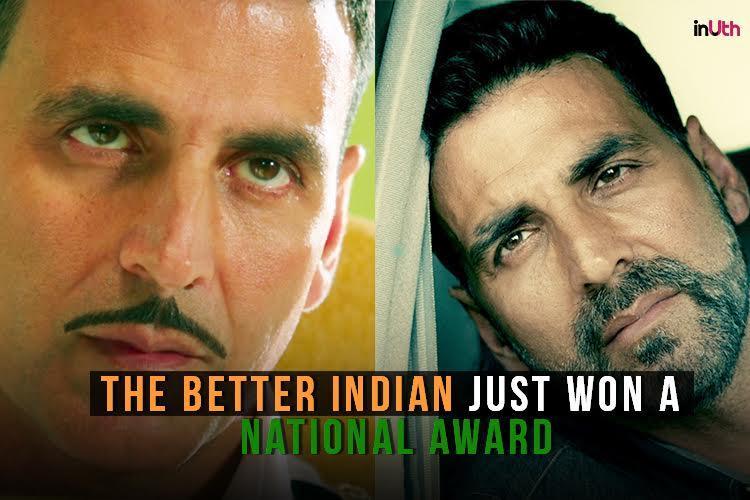 Akshay Kumar National Award 2017