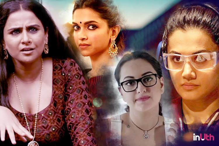 Padmavati, Begum Jaan, Noor, Simran and more: We love the new trend of naming films after the female lead