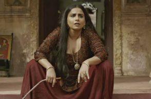 Vidya Balan in Begum Jaan (Courtesy: YouTube/Vishesh Films)