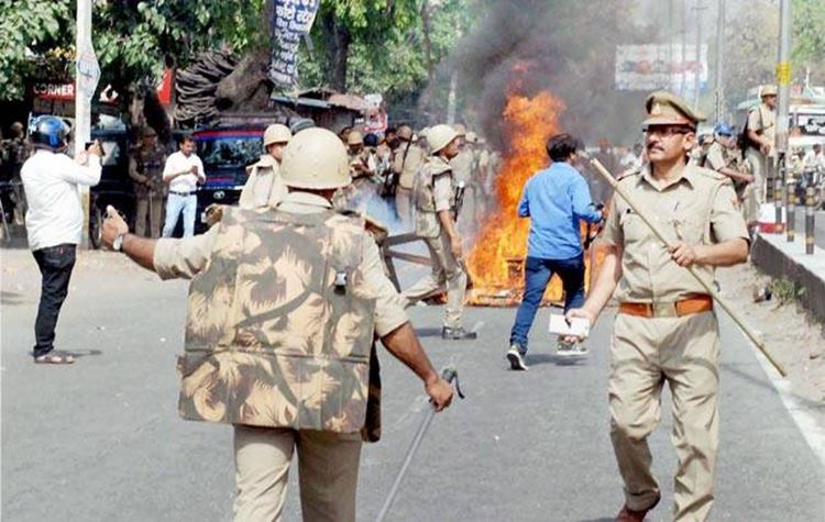Saharanpur violence : FIR against BJP MP and others