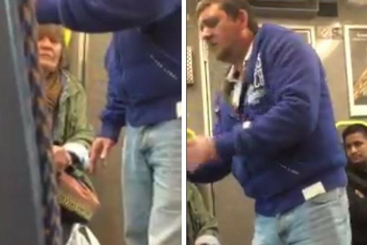 'F#%$ off back to India': Woman screams at Asians on Irishtrain