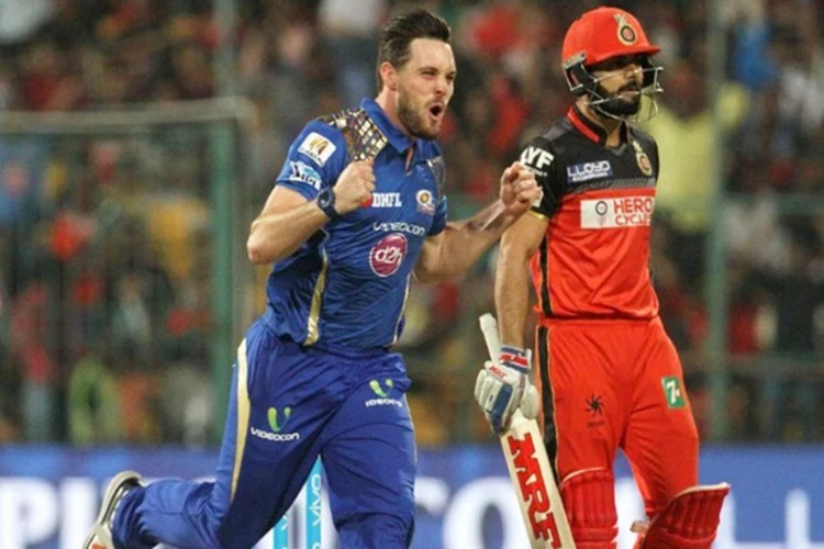 Mumbai beat RCB by five-wickets