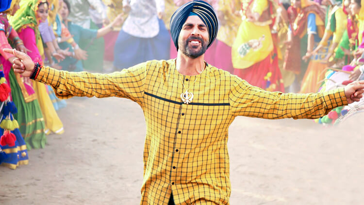 Akshay Kumar in Singh is Bliing