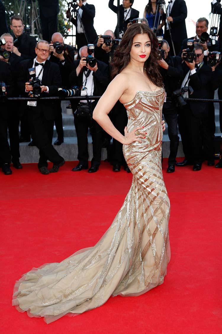 Aishwarya Rai at Cannes Film Festival 2014