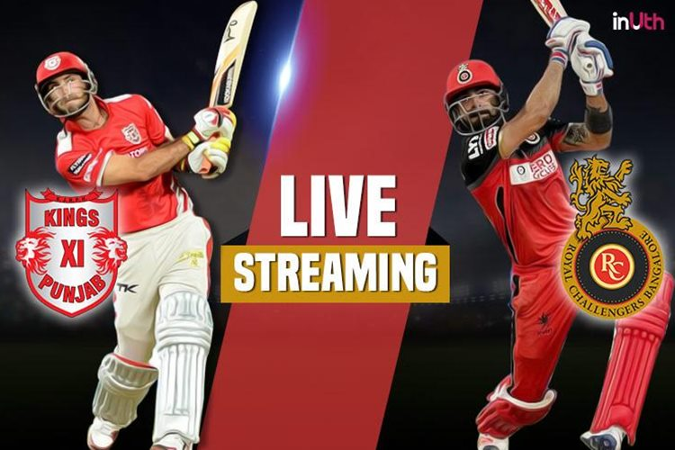 IPL 2017, Royal Challengers Bangalore v Kings XI Punjab