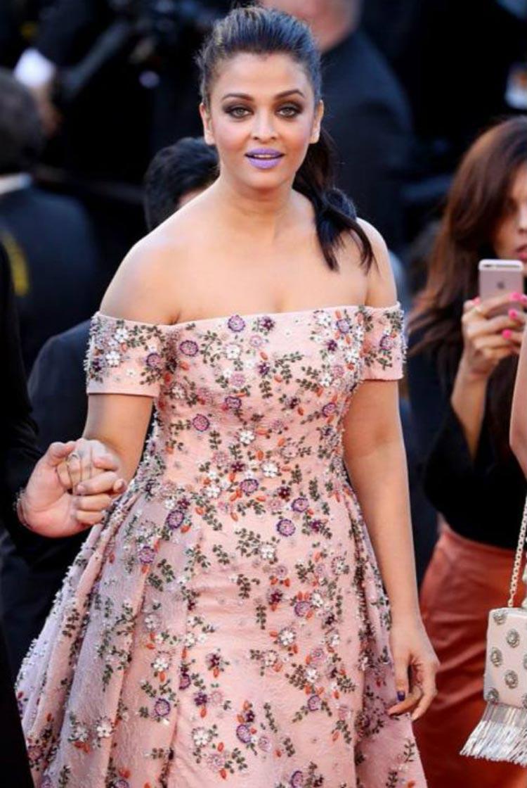 Aishwarya Rai at Cannes Film Festival 2016