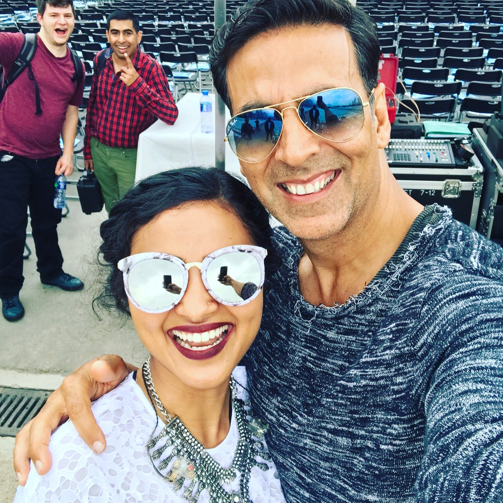 Vidya Vox has received many compliments from Shah Rukh Khan to Akshay Kumar